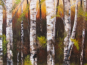 "Forest Two Oil  36""x48""  SOLD"