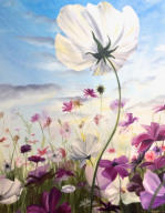 Spring Dainty  Oil  30x24 SOLD